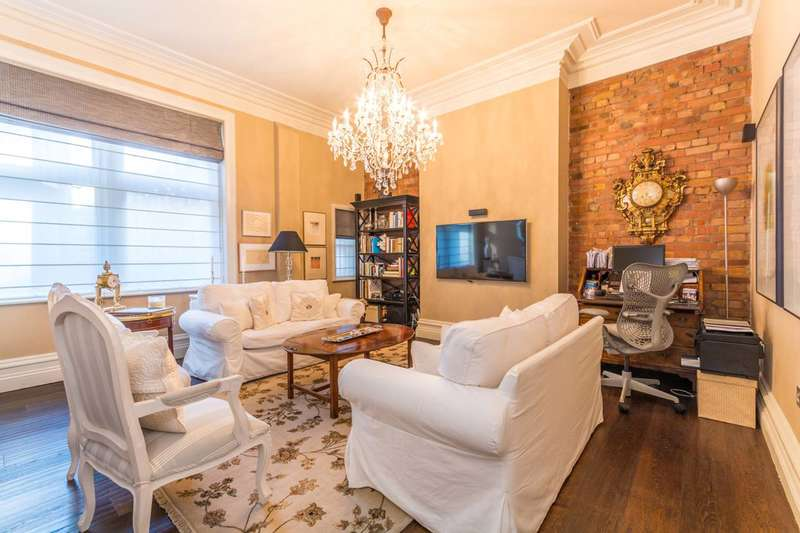 3 Bedrooms Flat for sale in Bedford Court Mansions, Bloomsbury, WC1B