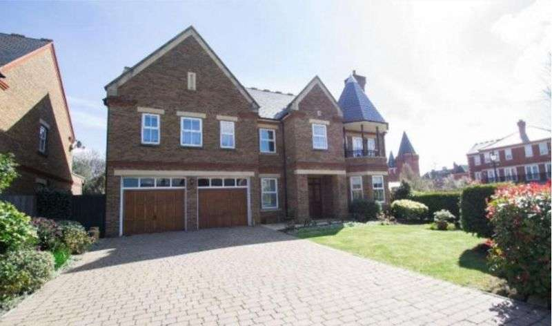 7 Bedrooms Detached House for sale in 7 bedroom detached house for sale, Clarence Gate, Repton Park, Woodford Green, Essex, IG8