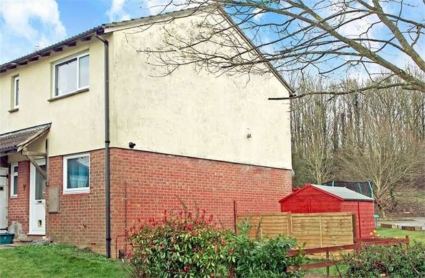 1 Bedroom Maisonette Flat for sale in Scarlatti Road, Basingstoke, Hampshire