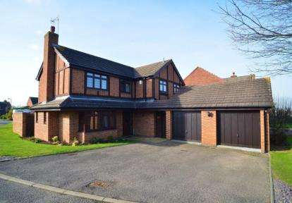 4 Bedrooms House for sale in Coldicott Gardens, Evesham, Worcestershire