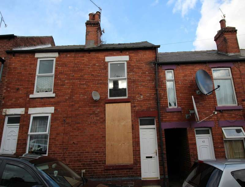 2 Bedrooms Property for sale in Lloyd Street, Sheffield, S4