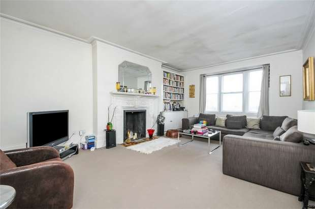 3 Bedrooms Flat for sale in Winchester Avenue, Queens Park, London