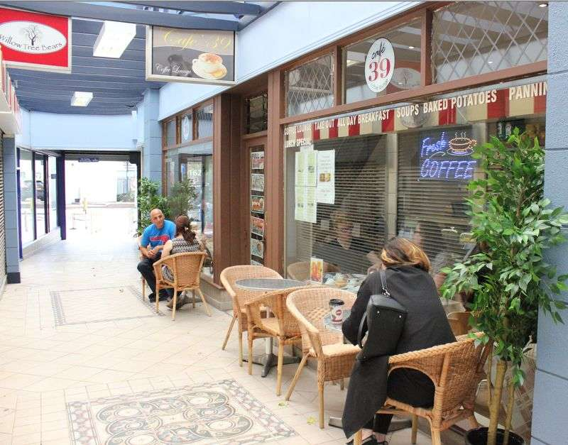 Property for sale in Well established leasehold cafe