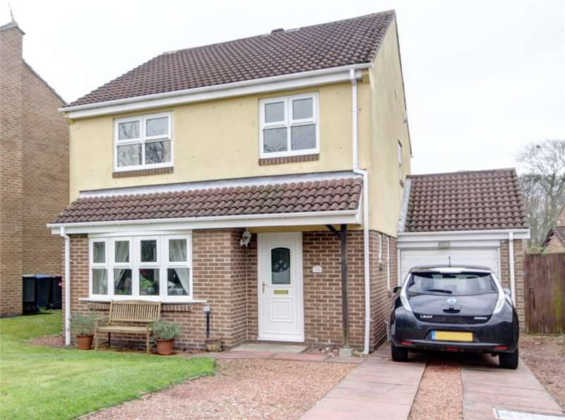 4 Bedrooms Detached House for sale in Priors Grange, High Pittington, Co Durham, DH6