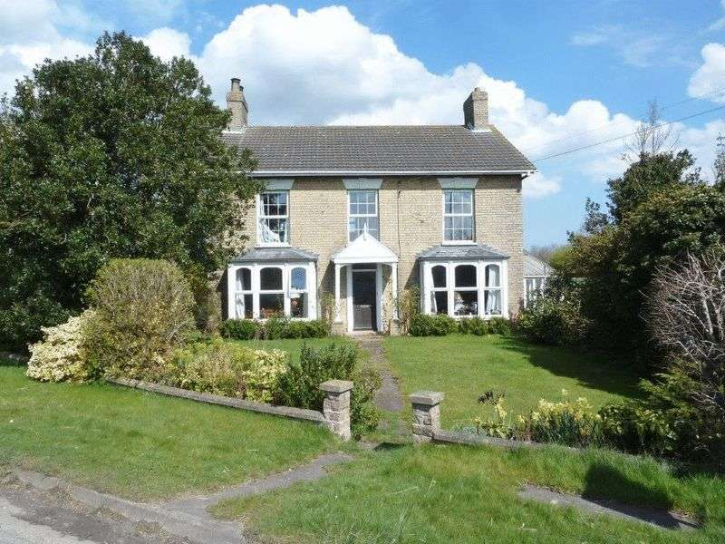 4 Bedrooms Detached House for sale in East Street, Alford