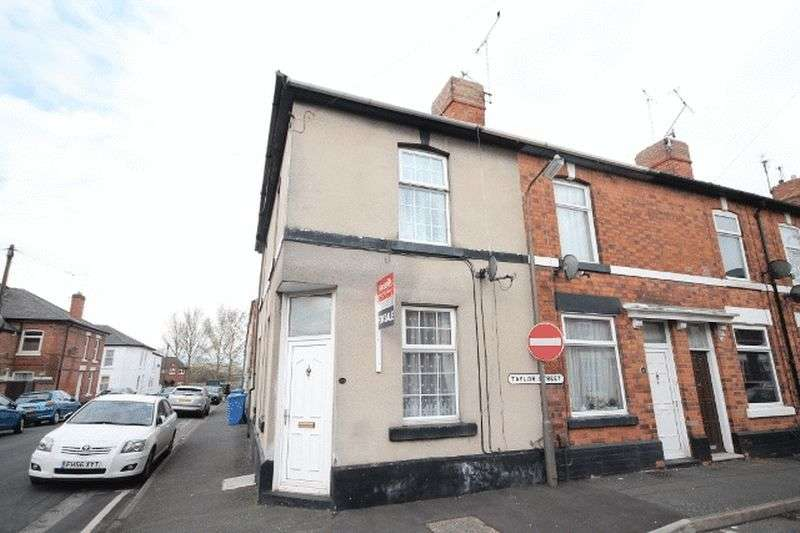 2 Bedrooms House for sale in Taylor Street, Derby