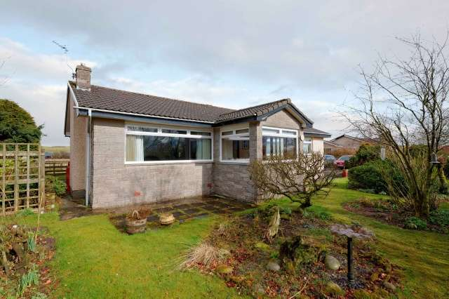 3 Bedrooms Bungalow for sale in Stobwood Dyke Road, Forth, South Lanarkshire, ML11 8ET