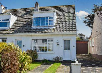 2 Bedrooms Semi Detached House for sale in Port Isaac, Cornwall