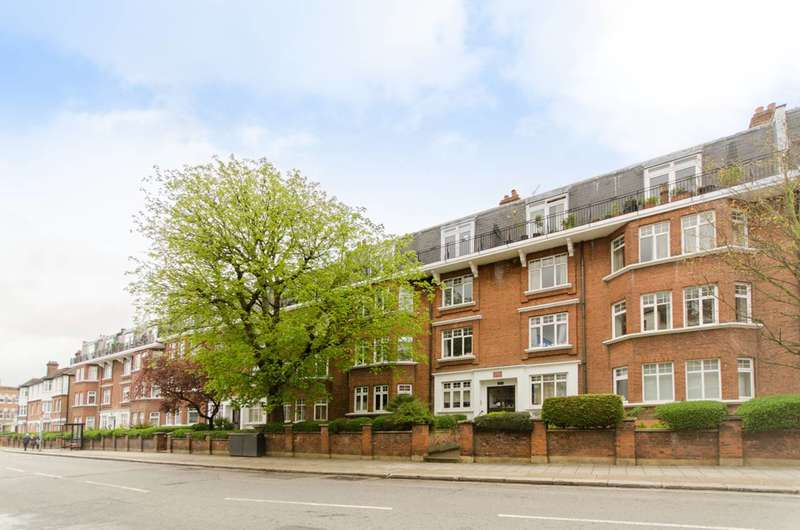 3 Bedrooms Flat for sale in Cholmley Gardens, Fortune Green, NW6