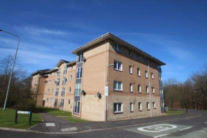 2 Bedrooms Flat for sale in Swift Brae, Livingston