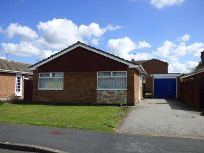 2 Bedrooms Bungalow for sale in Forest Rise, Oadby, Leicester, Leicestershire