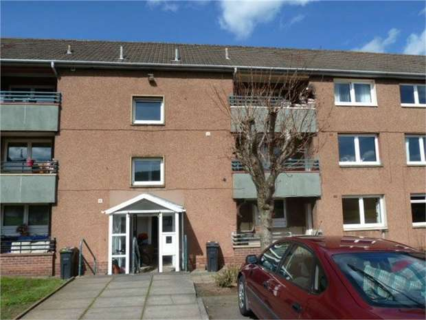 3 Bedrooms Flat for sale in Summerfield, Earlston, Scottish Borders