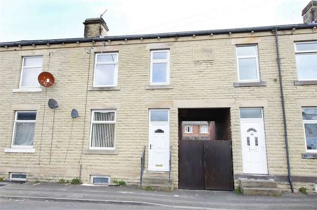 3 Bedrooms Terraced House for sale in Garden Street, Dewsbury, West Yorkshire