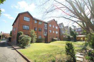 2 Bedrooms Flat for sale in Maybury Court, 131-133 Haling Park Road, South Croydon