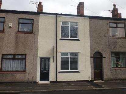 2 Bedrooms Terraced House for sale in Turton Street, Golborne, Warrington, Cheshire