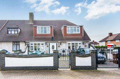 5 Bedrooms End Of Terrace House for sale in Dagenham