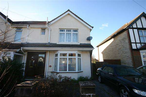 5 Bedrooms Semi Detached House for sale in Falkland Road, Southampton