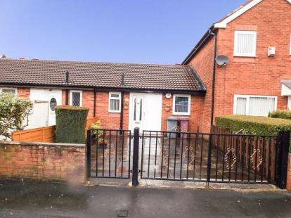 1 Bedroom Bungalow for sale in Belper Street, Daisy Field, Blackburn, Lancashire