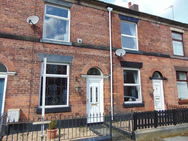 3 Bedrooms Terraced House for sale in Hayward Street, Bury BL8 1LX