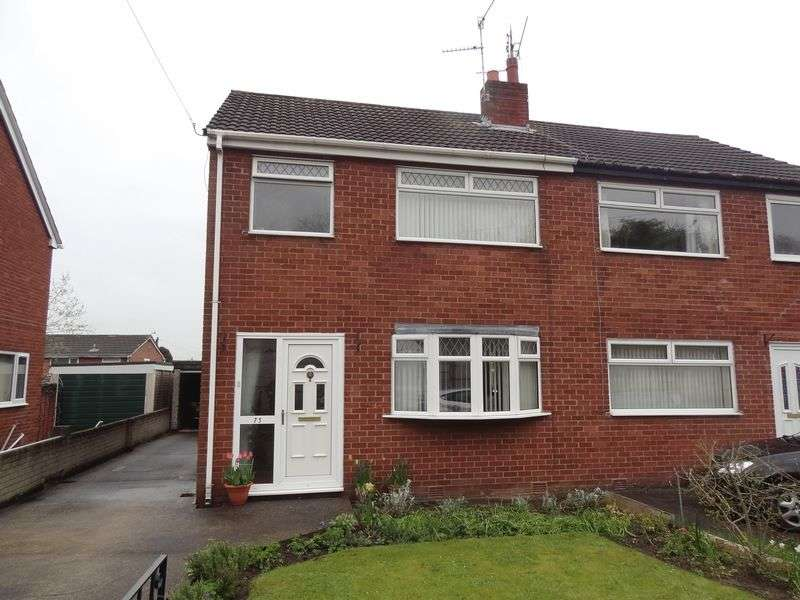 3 Bedrooms Semi Detached House for sale in High Street, Wrexham