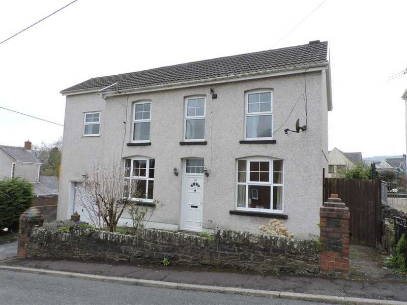4 Bedrooms Detached House for sale in Smithfield Road, Pontardawe