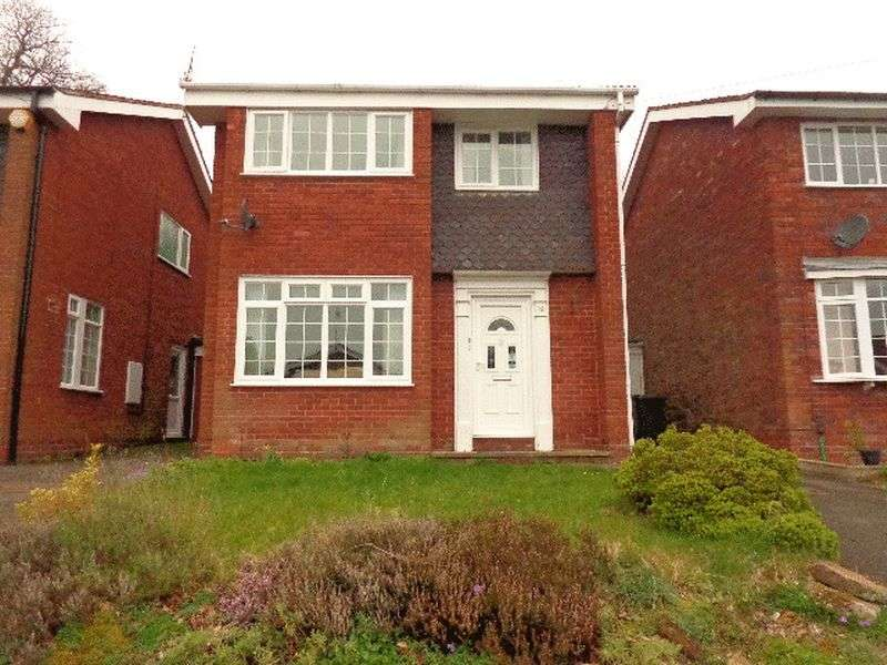 3 Bedrooms Detached House for sale in Gainsborough Mews, Kidderminster DY11 6PZ
