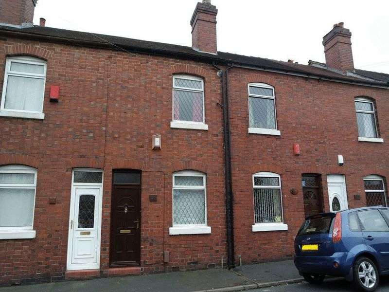2 Bedrooms Terraced House for sale in Watson Street, Penkhull, Stoke on Trent, ST4 7WY