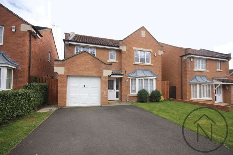 4 Bedrooms Detached House for sale in Aspen Grove, Newton Aycliffe