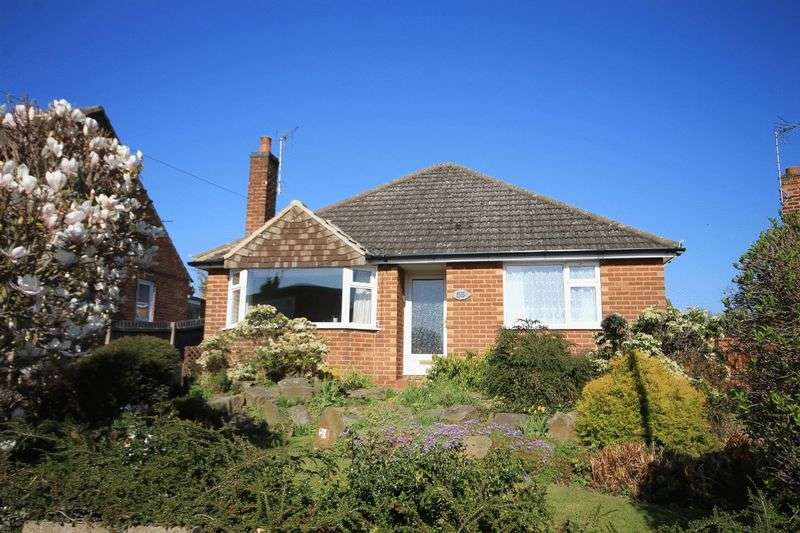 2 Bedrooms Detached Bungalow for sale in GREEN AVENUE, CHELLASTON