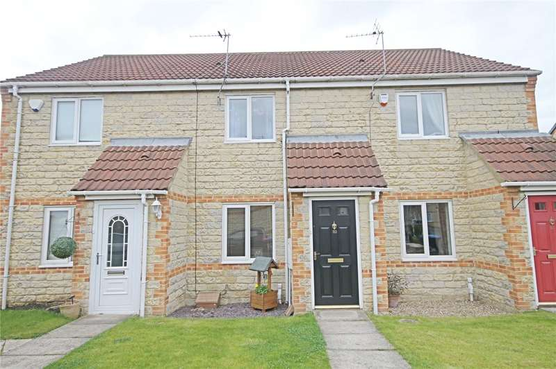 2 Bedrooms Terraced House for sale in Pinewood Close, Newton Aycliffe, Co Durham, DL5