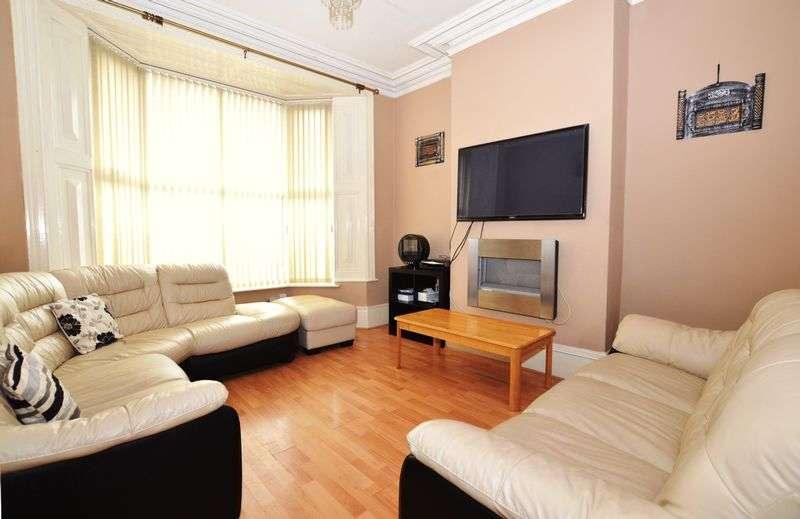 4 Bedrooms Terraced House for sale in Kingsbury Road, Birmingham