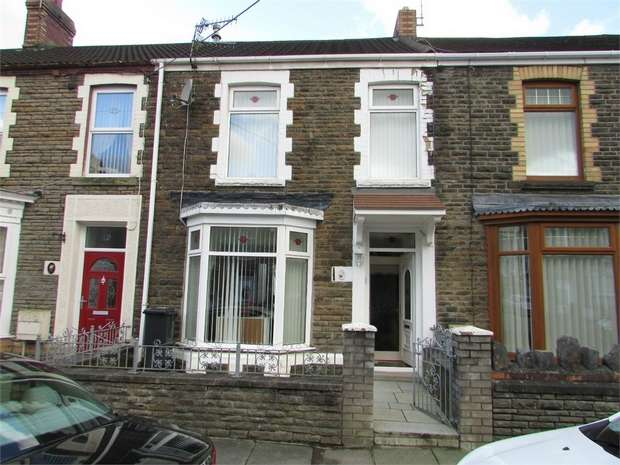 3 Bedrooms Terraced House for sale in Ormond Street, Briton Ferry, Neath, West Glamorgan