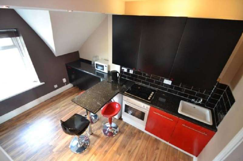 1 Bedroom Flat for sale in Newport Road, Cardiff. CF24 1RR