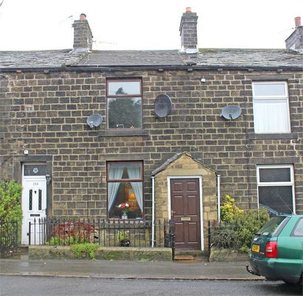 2 Bedrooms Terraced House for sale in Keighley Road, Cowling, Keighley, North Yorkshire