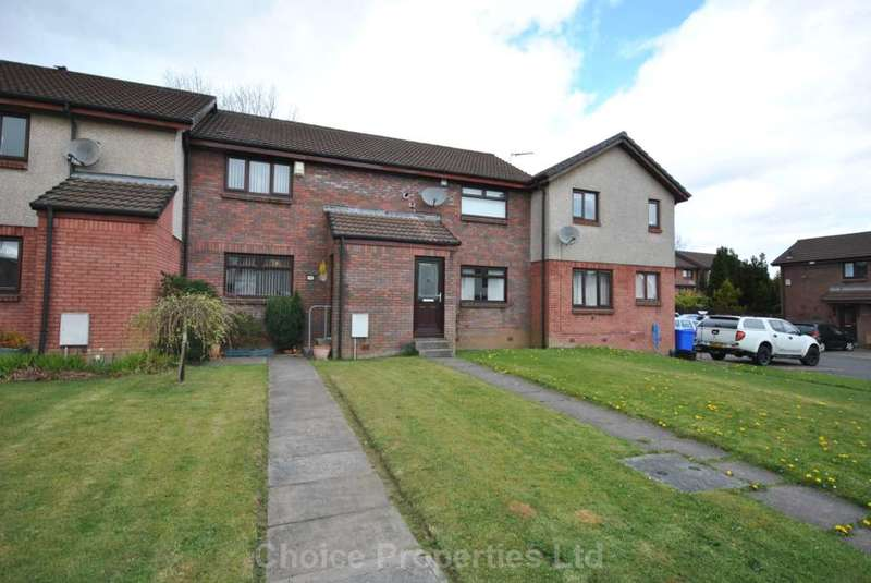2 Bedrooms Terraced House for sale in Dungavel Road, Kilmarnock, KA1 3SQ