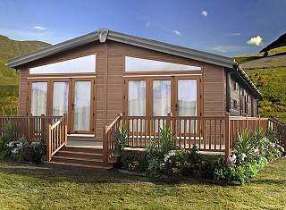 3 Bedrooms Detached Bungalow for sale in Brynteg Holiday Home Park, Llanrug, Caernarfon
