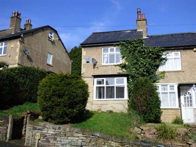 2 Bedrooms Property for sale in Cowcliffe Hill Road, Cowcliffe, HUDDERSFIELD, West Yorkshire, HD2