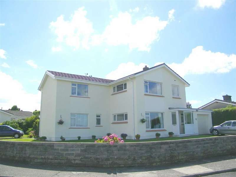 5 Bedrooms Detached House for sale in Presely View, Pembroke Dock