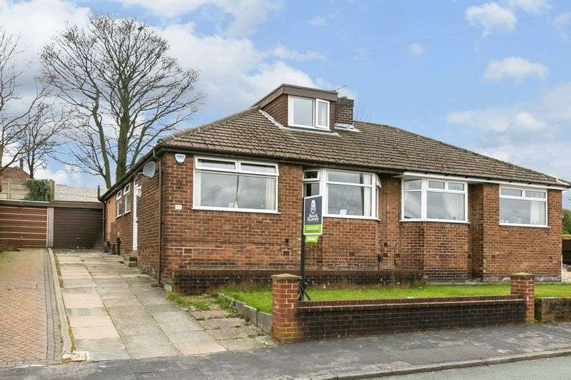 3 Bedrooms Semi Detached House for sale in Birch Avenue, Standish, WN6 0EF