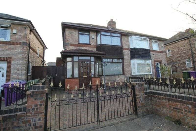 3 Bedrooms Semi Detached House for sale in Basil Close, Childwall, Liverpool, L16