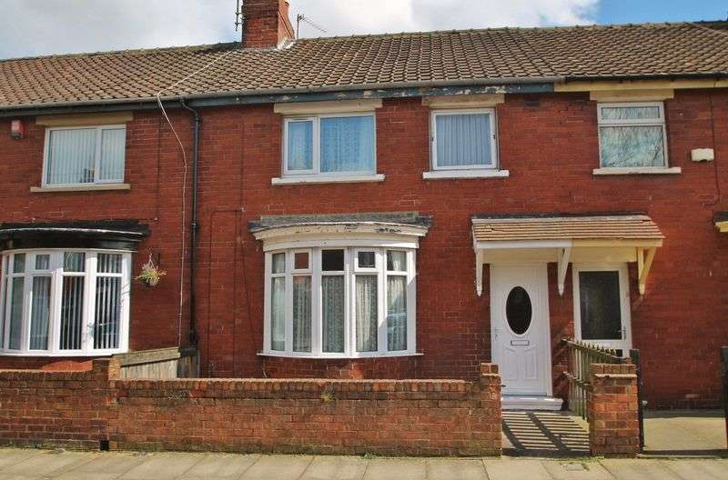 3 Bedrooms Terraced House for sale in Carlow Street, Middlesbrough