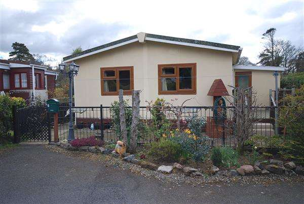 2 Bedrooms Bungalow for sale in Bruce Court, Crosbie Towers, West Kilbride