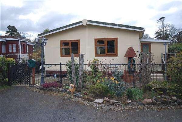 2 Bedrooms Bungalow for sale in Bruce Court, Crosbie Towers, West Kilbride