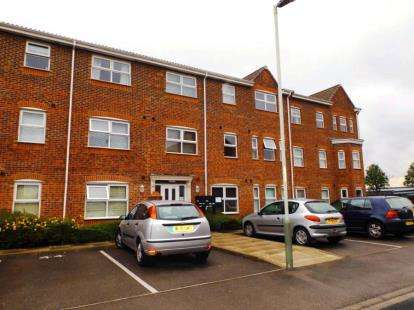 2 Bedrooms Flat for sale in Lowther Drive, Darlington, Durham
