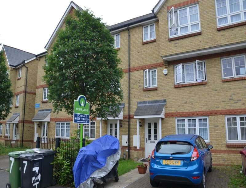 4 Bedrooms Semi Detached House for sale in Monk Terrace Vancouver Road, London, SE23