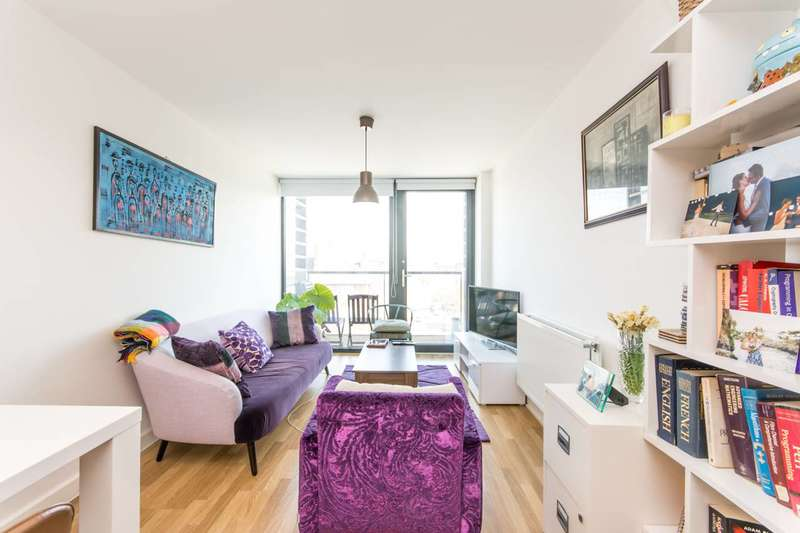 1 Bedroom Flat for sale in Cranston Court, Shepherd's Bush, W12