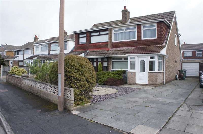 3 Bedrooms Property for sale in Derwent Close, Maghull, Merseyside