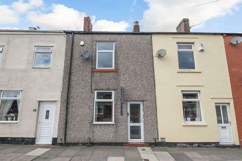 2 Bedrooms Terraced House for sale in City Road, Wigan