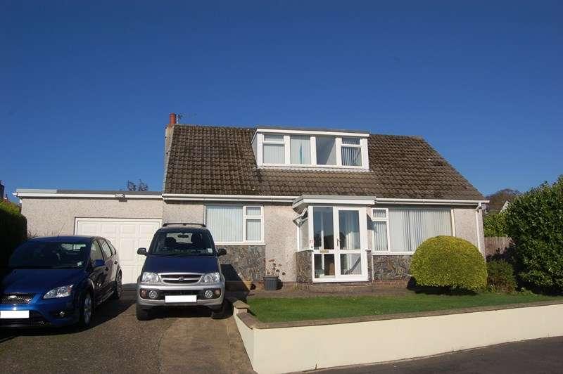 3 Bedrooms Detached Bungalow for sale in 27 Mount View Road, Onchan, IM3 4BP