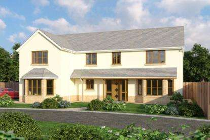 5 Bedrooms Detached House for sale in Mayfield, Pen Y Pyllau, Milwr, Holywell, CH8